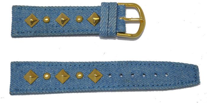 bracelet-montre-jeans-a-claire-dore18-bracelet montre jeans  :: + infos - Devis