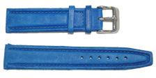 bracelet-montre-av-bleu-20vintage20-Bracelet bombé cuir anglais  :: + infos - Devis