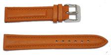 bracelet-montre-av-roma-gold18-Bracelet montre cuir bombé  :: + infos - Devis