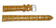 bracelet-montre-bom-congo-16gold12-bracelet montre cuir bombé  :: + infos - Devis
