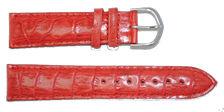 bracelet-montre-bom-congo-1rouge20-Bracelet montre cuir bombé  :: + infos - Devis