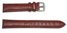 bracelet-montre-bom-congo-bmarron18-Bracelet montre cuir bombé  :: + infos - Devis