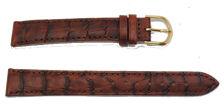 bracelet-montre-bom-congo-marron14-bracelet montre cuir bombé  :: + infos - Devis