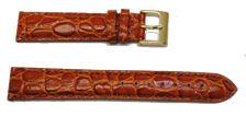 bracelet-montre-bom-florida-gold18-Bracelet cuir bombé  :: + infos - Devis