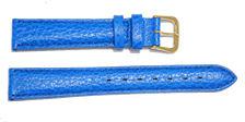 bracelet-montre-bom-iris-16bleu16-Bracelet montre cuir bombé  :: + infos - Devis