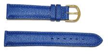 bracelet-montre-bom-palerma-bleu18-Bracelet cuir français bombé  :: + infos - Devis