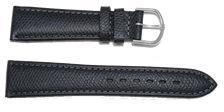 bracelet-montre-bom-palerma-gris20-Bracelet bombé cuir français  :: + infos - Devis