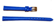 bracelet-montre-bom-roma-10bleu10-bracelet montre cuir bombé  :: + infos - Devis