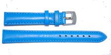 bracelet-montre-bom-roma-16bleu16-Bracelet montre cuir bombé  :: + infos - Devis