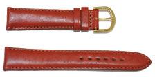 bracelet-montre-bom-roma-2rouge18-Bracelet montre cuir bombé  :: + infos - Devis