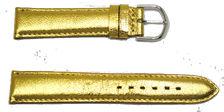 bracelet-montre-bom-roma-or18-Bracelet montre bombé cuir  :: + infos - Devis