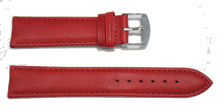 bracelet-montre-bom-roma-rouge20-Bracelet montre cuir bombé  :: + infos - Devis