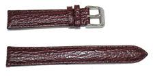 bracelet-montre-bom-tanzanie-bordeaux18-Bracelet montre cuir bombé  :: + infos - Devis
