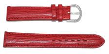 bracelet-montre-bom-tilda-rouge18-Bracelet montre cuir français  :: + infos - Devis
