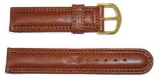 bracelet-montre-bomdc-roma-marron20-Bracelet montre cuir bombé  :: + infos - Devis