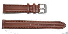 bracelet-montre-dj-roma-marron18-Bracelet montre cuir bombé  :: + infos - Devis