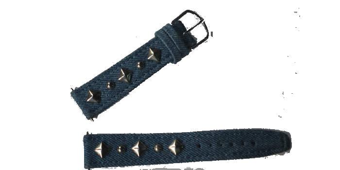 bracelet-montre-jeans-a-claire-chrome18-bracelet montre jeans  :: + infos - Devis