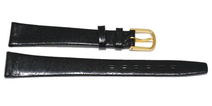 bracelet-montre-plat-roma-cgnoir14-bracelet montre cuir plat  :: + infos - Devis
