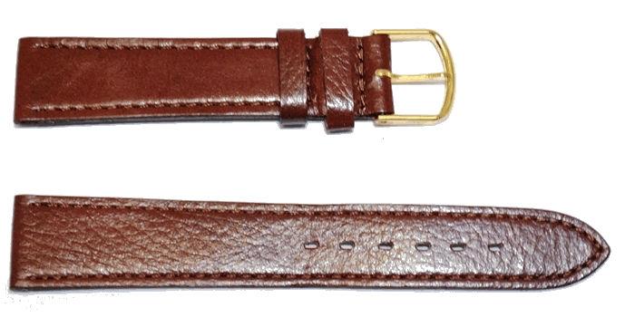 bracelet-montre-plat-roma-marron18-bracelet montre cuir plat  :: + infos - Devis