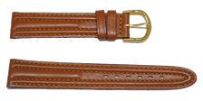 bracelet-montre-tj-roma-gold18-Bracelet montre cuir bombé  :: + infos - Devis